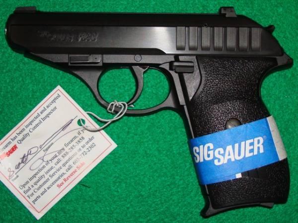 vendo sig p232 perfetta sparato 2 scatole consegno direttamente a casa
