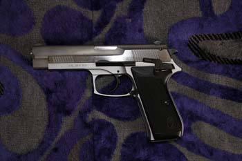 Pistola cal40 S.W.